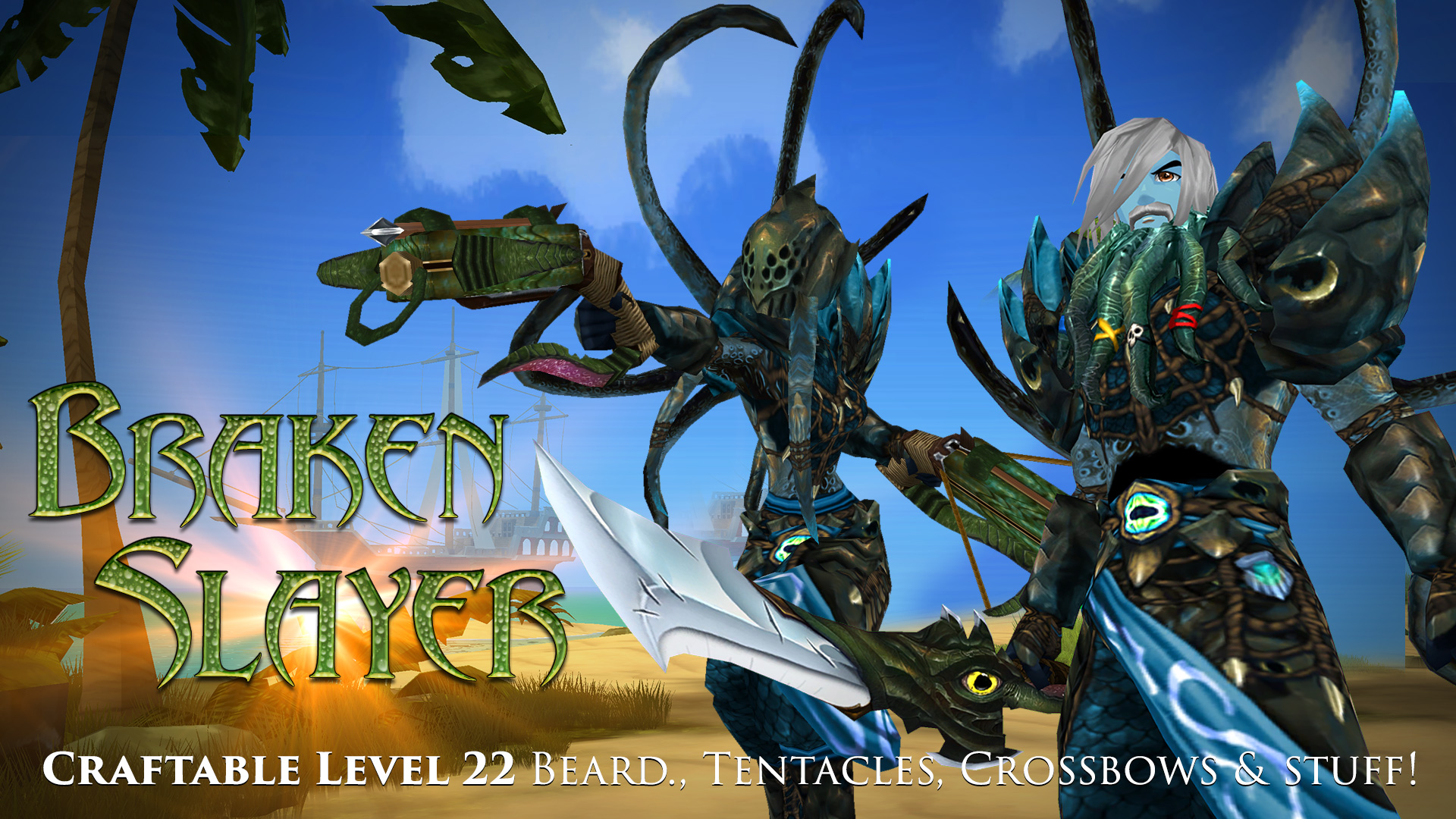 Braken Slayer Items
