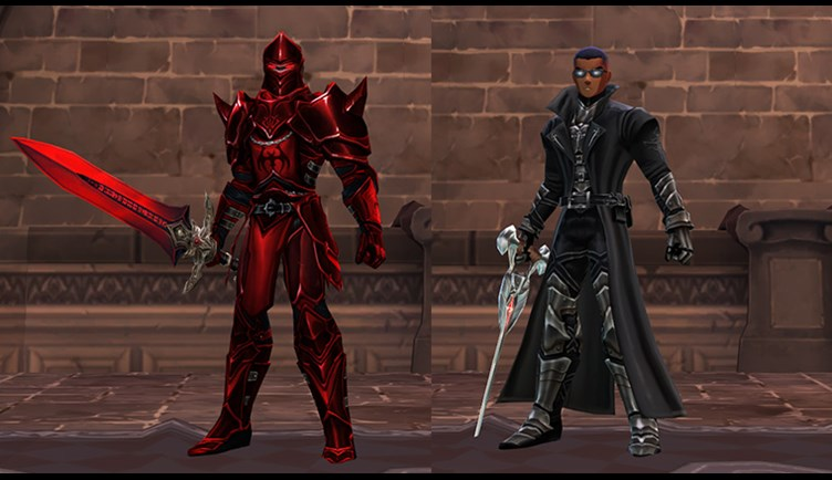 AQ3D Bloodguard and Day Walker
