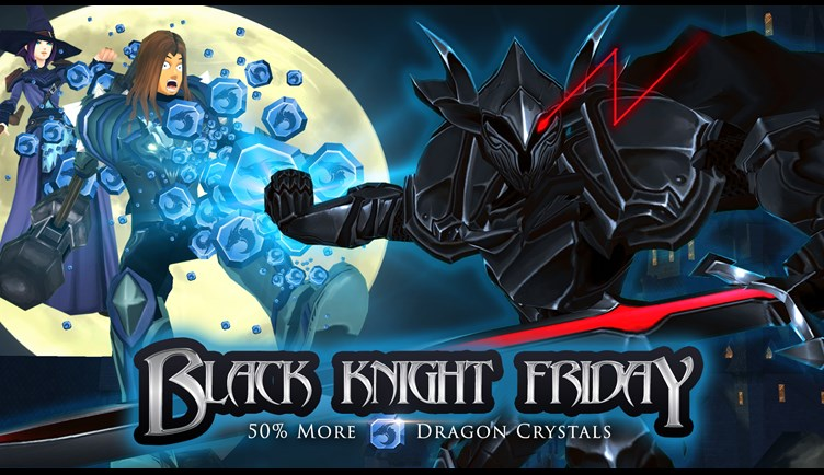 Black Knight Friday is happening now