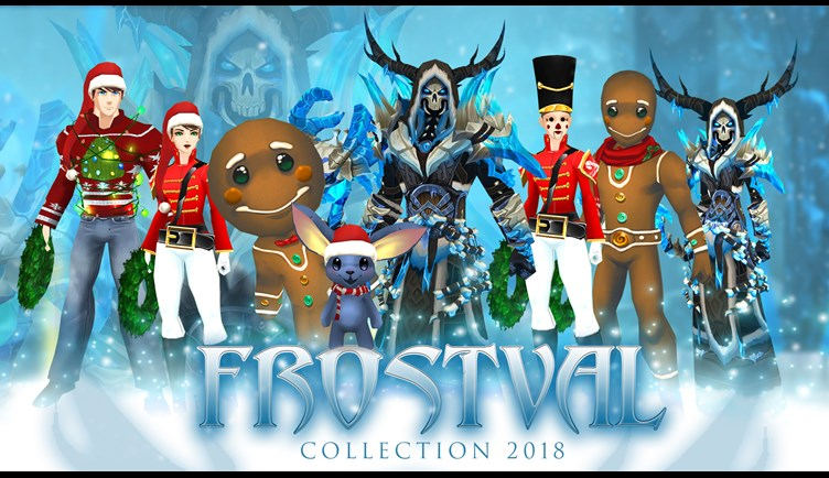 2018 Frostval Collection