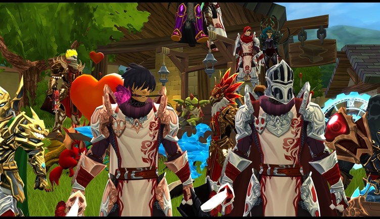 Love of AdventureQuest 3D