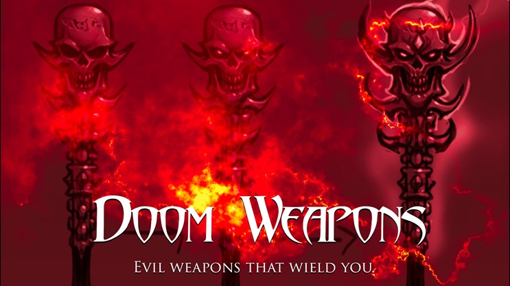 Doom_Weapons