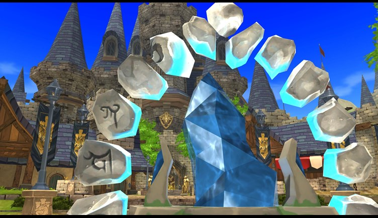 Travel Crystal and Gate