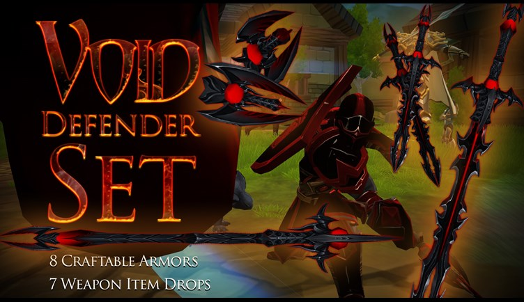 Void Defenders Set