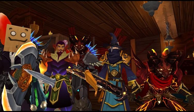 GRAND OPENING! Shop of Oddities - Adventure Quest 3D, Cross