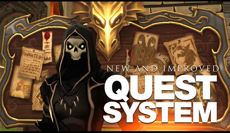 New Quest System
