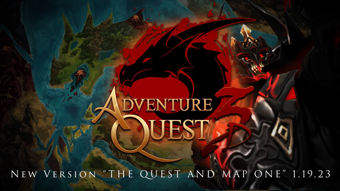 Latest release includes new Quest system & World Map