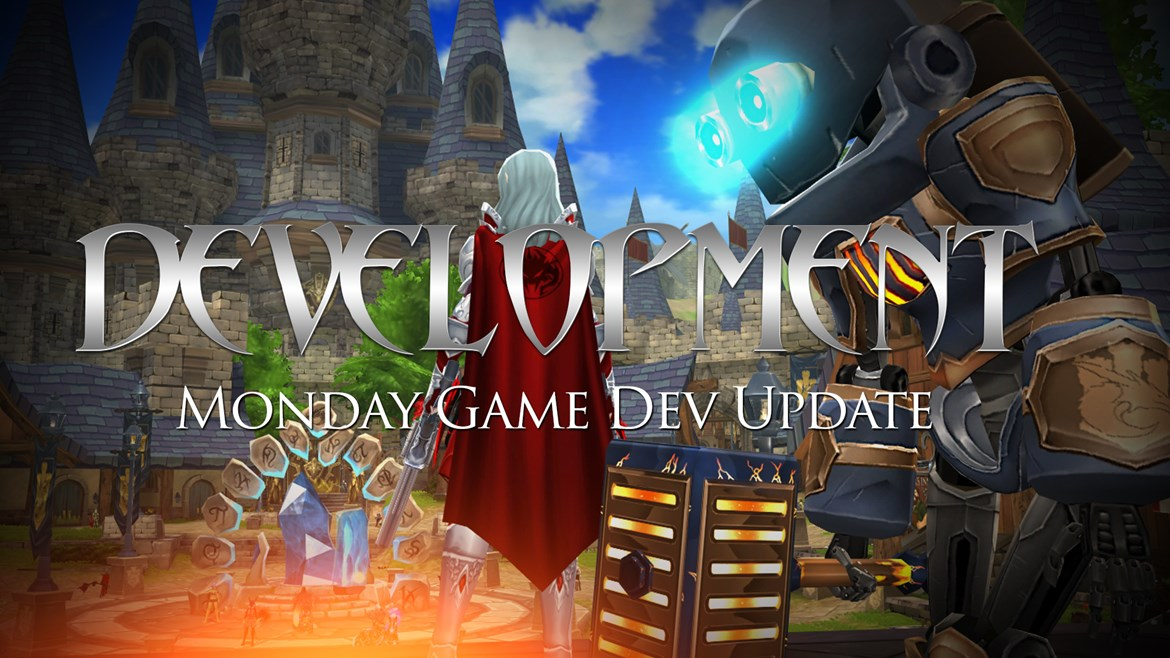 Monday Game Dev update! - Adventure Quest 3D, Cross Platform