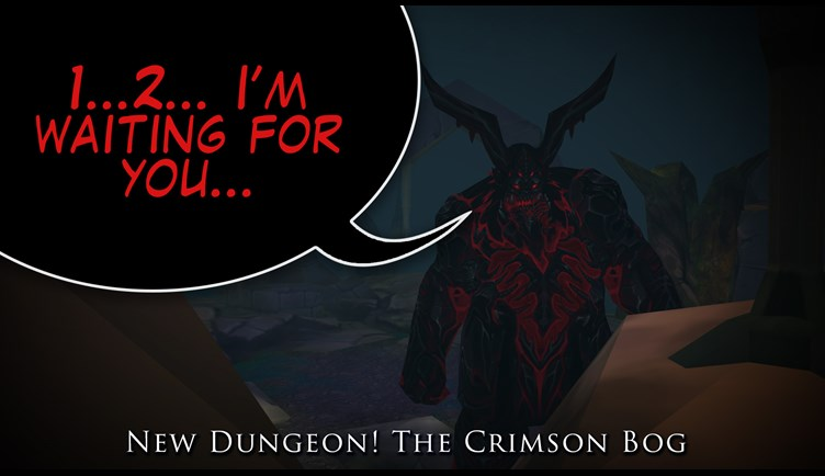 The Crimson Bog