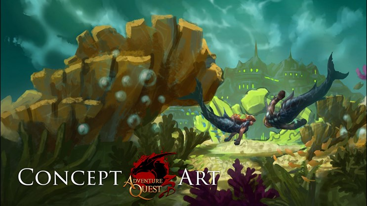 Adventure Quest 3D, Cross-Platform MMORPG - Play on Android, iOS or