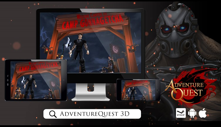 Play AdventureQuest 3D