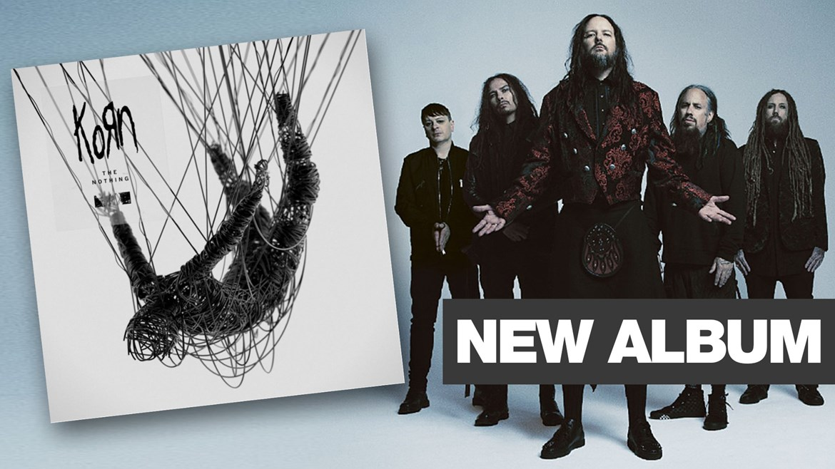 Korn S New Album The Nothing Is Now Available Everywhere