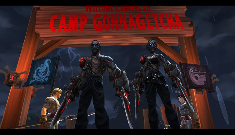 Camp Gonnagetcha new armors