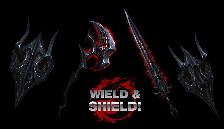 Wield and Shield