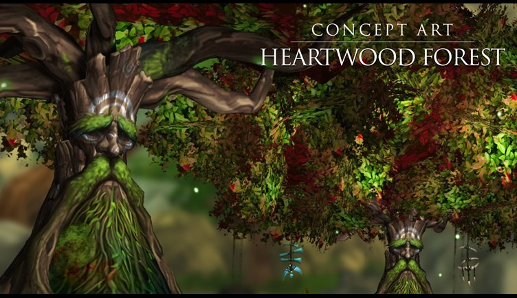 HeartWood Great tree