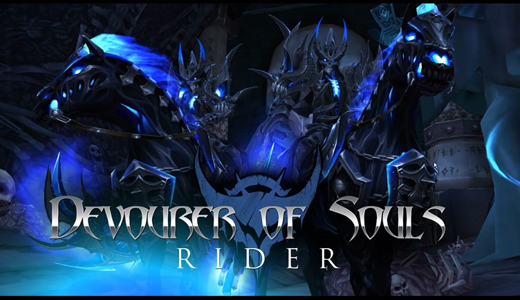 Devourer of Souls Rider