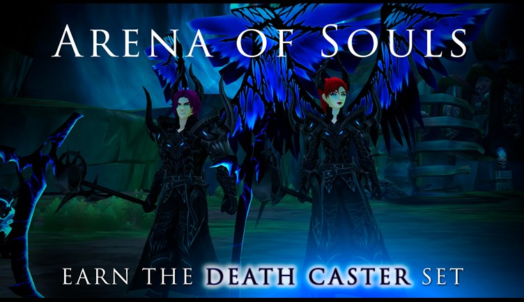 Arena of Souls Death Caster