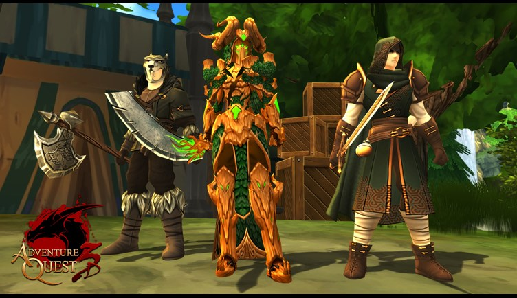 New AQ3D Items in HeartWood