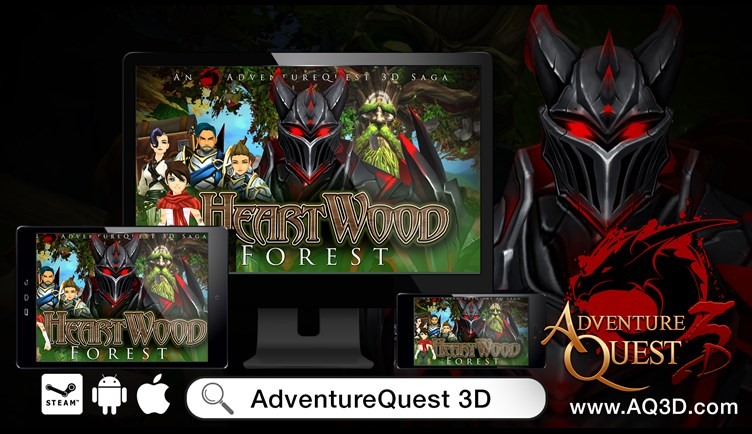 Play Heartwood in AQ3D