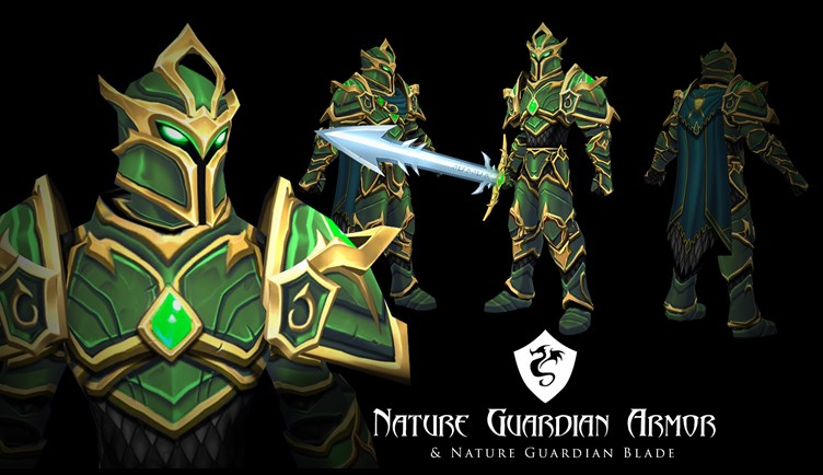 Nature Guardian Armor
