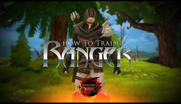 How to change class to Ranger?