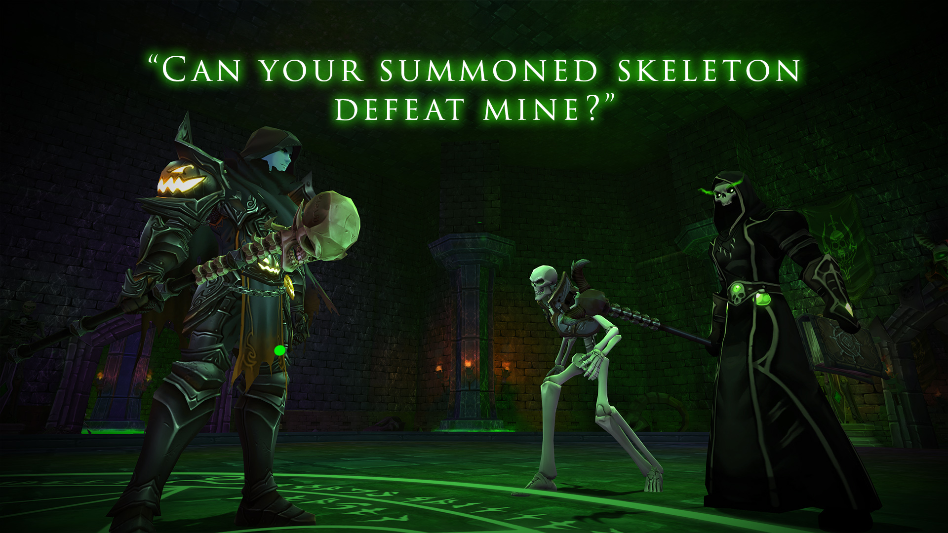 Summoning Skeletons