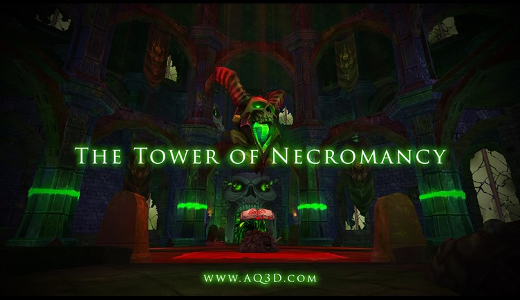 The Tower of Necromancy