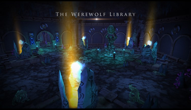 The Werewolf Library