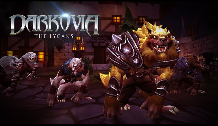 Lycans and Werewolves in AdventureQuest 3D