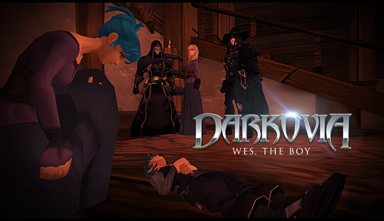 Wes the boy in Darkovia