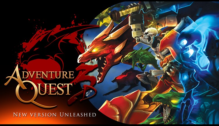 New AdventureQuest 3D Version